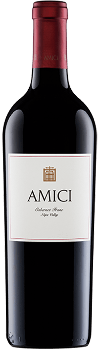 2013 Amici Cabernet Franc Spring Mountain Bottle