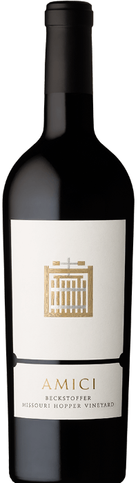 2015 Amici Missouri Hopper Cabernet Sauvignon Bottle