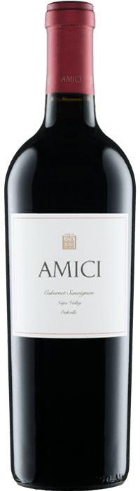 2011 Amici Cabernet Sauvignon Oakville Ranch Bottle