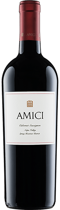 2012 Amici Cabernet Sauvignon Spring Mountain Bottle