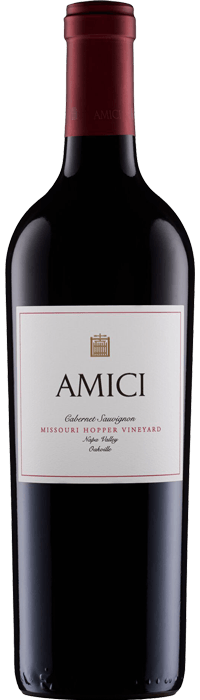 2013 Amici Cabernet Sauvignon Missouri Hopper Bottle