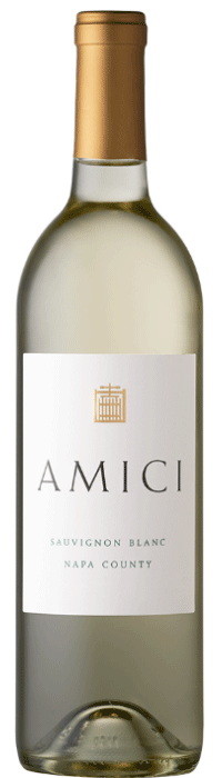 2018 Amici Sauvignon Blanc Napa County Bottle