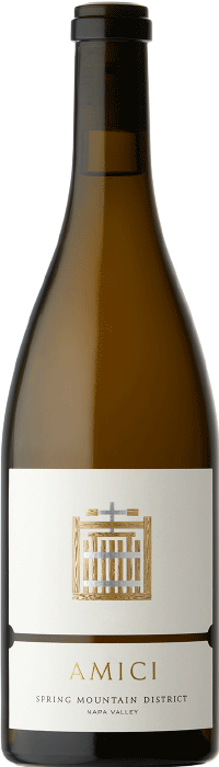 2016 Amici Spring Mountain Chardonnay Bottle