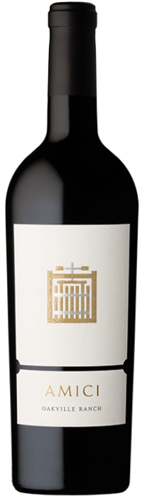 2017 Amici Oakville Ranch Cabernet Sauvignon Bottle