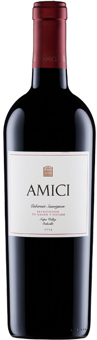 2014 Amici To Kalon Cabernet Sauvignon Bottle