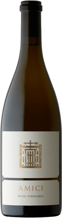 2018 Amici Hyde Vineyard Chardonnay Bottle