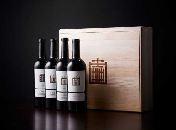 To Kalon Vertical Wine Collection