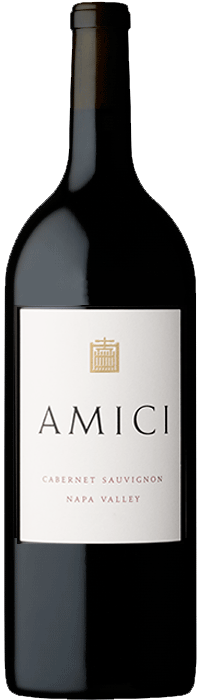 2018 Amici Cabernet Sauvignon Napa Valley Magnum Bottle