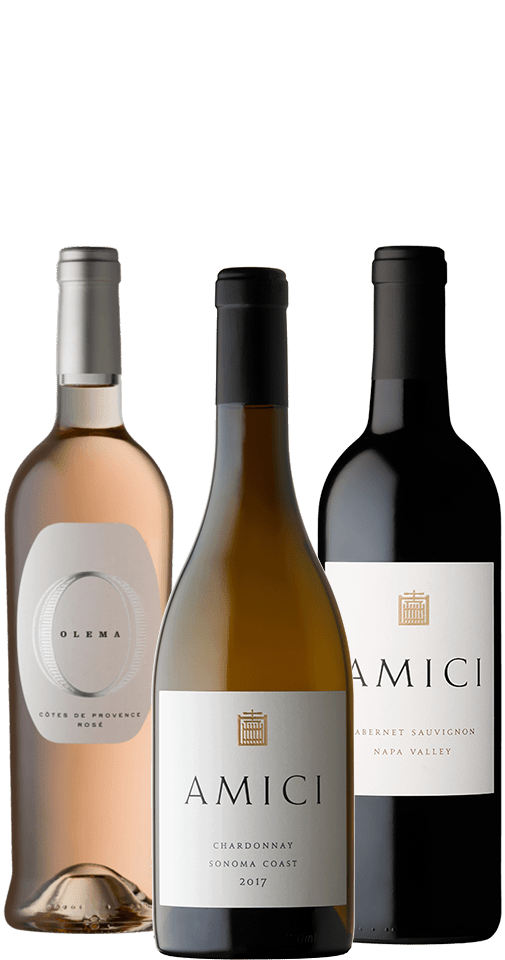 Virtual Tasting Trio Set