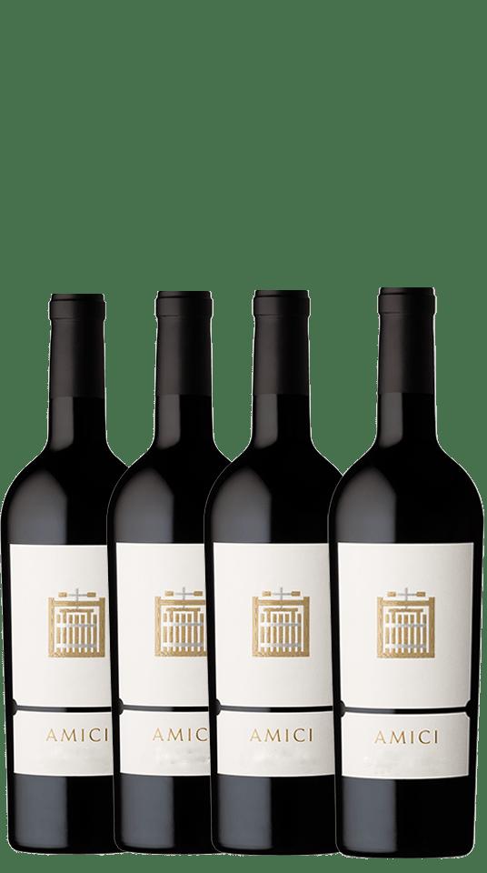 2018 Single Vineyard Cabernet Four-Pack